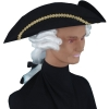 Colonial Hat w/Wig Child